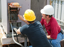 Commercial HVAC installation, repair, service, maintenance
