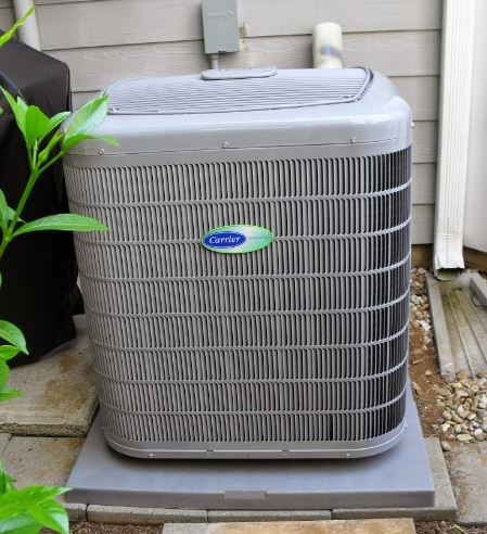 carrier ac repairs
